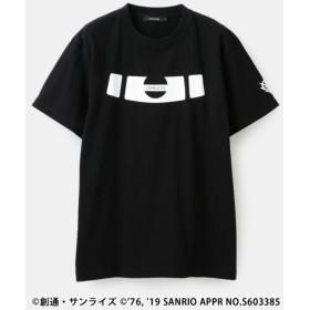 【ラブレス(LOVELESS)】 【LOVELESS×機動戦士ガンダム】ザク コラボTシャツ ブラック