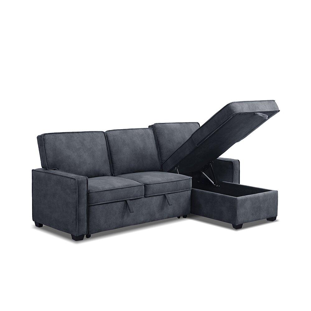 L型沙發 貴妃椅 沙發床 布沙發 雙人沙發 摺疊沙發 懶人沙發 客廳 臥室 非IKEA 宜家【U48】