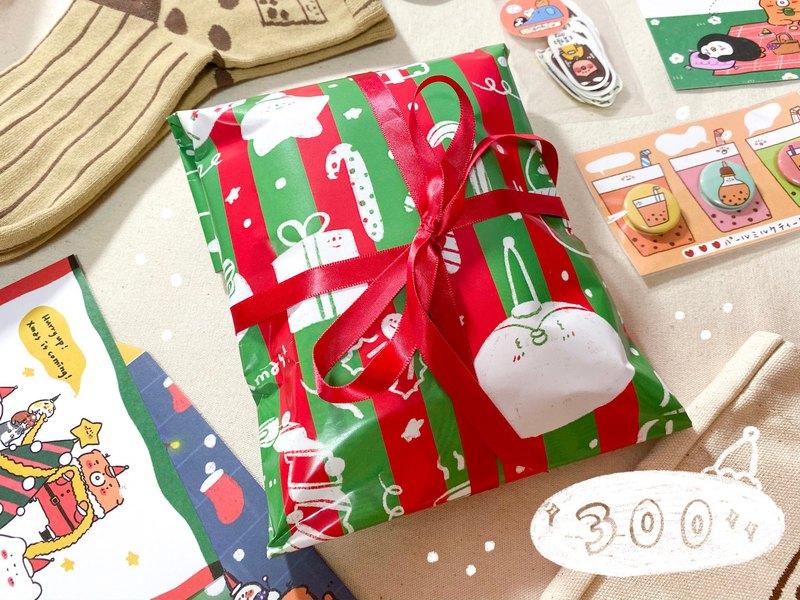 //2021聖誕節組合包//300元交換禮物款