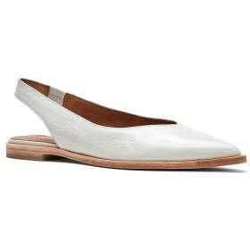 [フライ] レディース サンダル Kenzie Leather Block Heel Slingback Flat [並行輸入品]