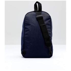 リュック バックパック メンズ 大容量 多機能 スリングバッグ ショルダー 胸 クロス ボディバックパック 多機能 カジュアル 、大容量 トラベル ショッピング カジュアル 日常 旅行 (Color : Blue, Size : S)