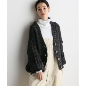 journal standard luxe 【Leonie/レオニィ】 Short Cardigan◆ グレーA 2