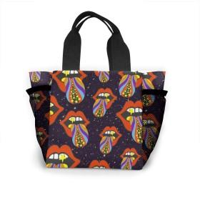 レインボータン トートバッグ 買い物バッグ レディース おしゃれ バッグ ハンドバッグ エコバッグ 人気 ランチバッグ