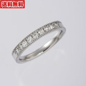 【送料無料!】Pt900 ダイヤモンド リング トータル0.30ct サイズ11号 誕生日