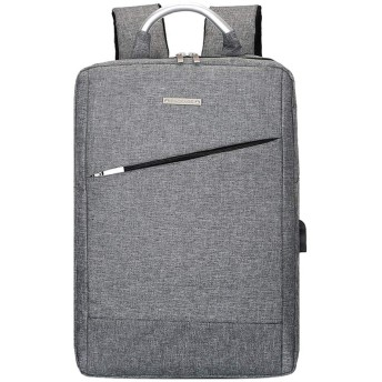 VIDOSCLA リュックサック PCバック ビジネスリュック リュックラップトップ バックパック USB充電ポート付き 大容量 男女兼用 アウトドア 多機能 旅行 防水