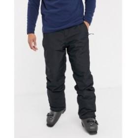 コロンビア Columbia メンズ スキー・スノーボード ボトムス・パンツ Ride On pant in black ブラック
