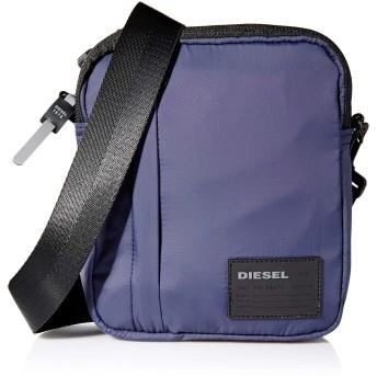 (ディーゼル) DIESEL メンズ カラーブロック クロスボディバッグ X06266PR230 UNI ネイビー T6065