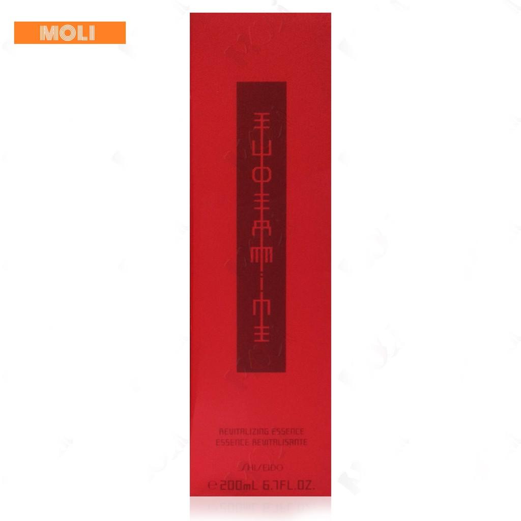 SHISEIDO 資生堂 紅色夢露(風滑版) 200ml-23/3 MOLI莫麗