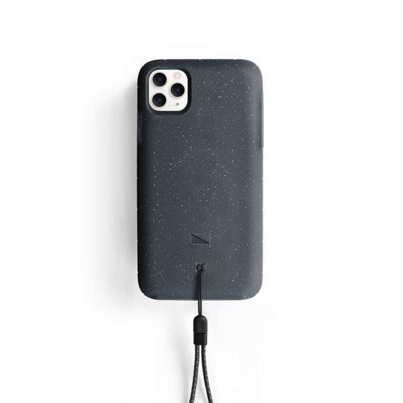 iPhone 11 Pro Moab 防摔手機保護殼 - 星空黑 (附手繩)