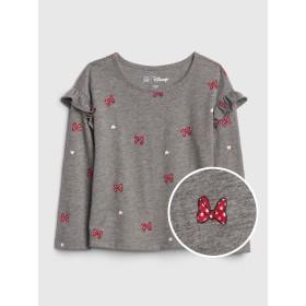 Gap babyGap Disney Minnie Mouse ラッフルTシャツ