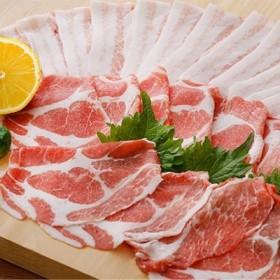 鹿児島県産黒豚しゃぶしゃぶ&黒豚生ハム