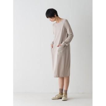 Sally Scott Side・river・16G / ドレス ワンピース,ライトグレー(02)