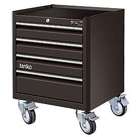 [家事達] TANKO-EGA-5041M工具車(4屜)/工業效率車/工具推車/活動工具車/耐重400kg 特價