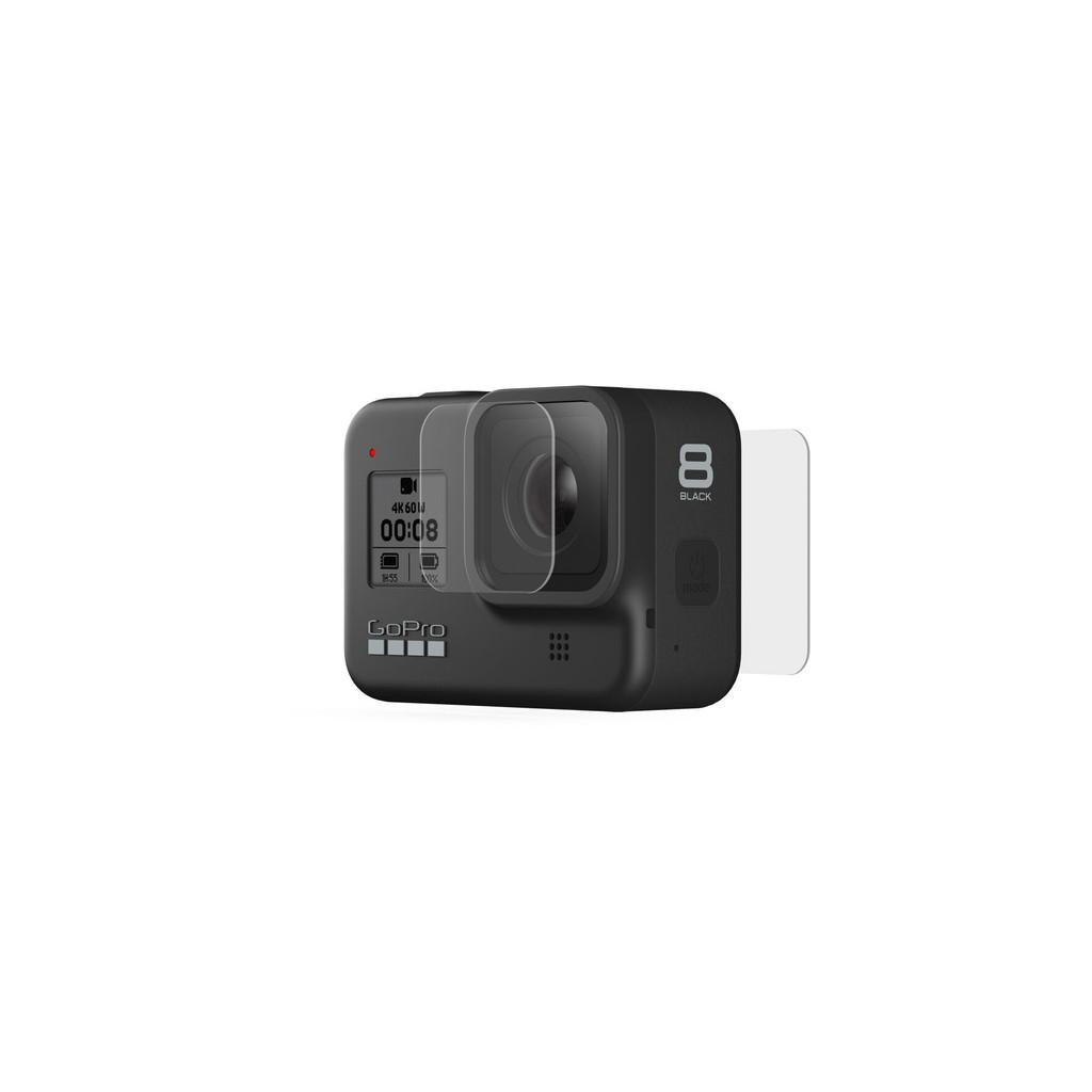 GoPro AJPTC-001 鋼化玻璃鏡頭+螢幕保護膜 HERO8 Black 原廠配件 相機專家 [公司貨]
