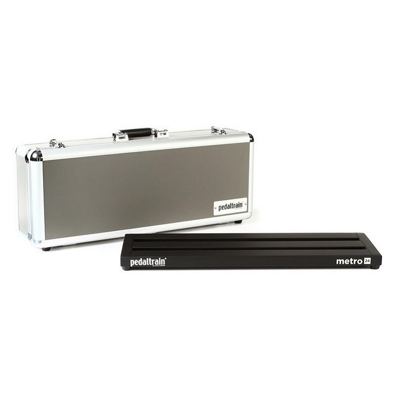 [分期免運] Pedaltrain METRO 24 專業效果器板+硬盒(60.9x20.3公分)(全系列進駐唐尼)