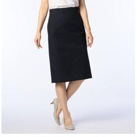 【NOLLEY'S:スカート】スラブジャガードスカート