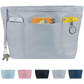 YHOMBES バッグインバッグ bag in bag インナーバッグ 防水 a4 軽量 自立 バックインバック レディース メンズ おしゃれ