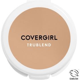 COVERGIRL 混合可能なパウダー、半透明の黄褐色0.39オズ(11 G)を押すTrublend(包装変更になる場合があります)
