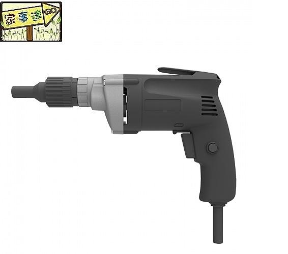 [ 家事達 ] 台灣 SANCOS-33567(附扭調) 電動起子機-550W 特價