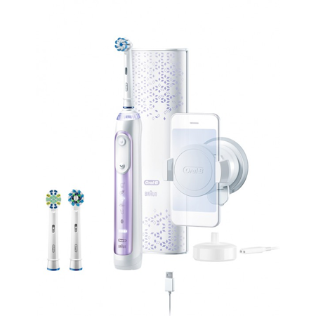 德國百靈 Oral-B Genius10000 3D智慧追蹤電動牙刷