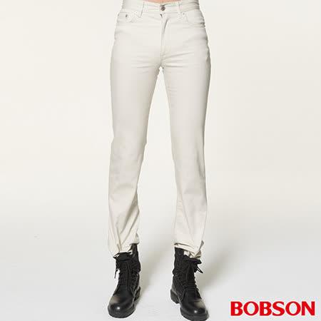 BOBSON 男款低腰喇叭褲 (1696-80)