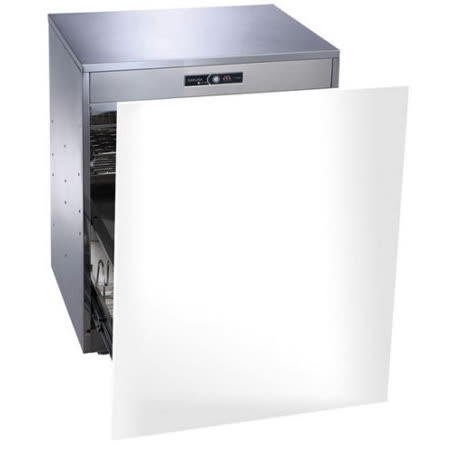 SAKURA 櫻花牌 Q7596AML 崁門板單門雙層設計臭氧型50cm下崁式烘碗機