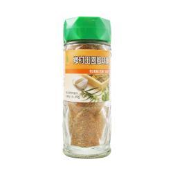 【飛馬】鄉村田園風味鹽‧Ruralism Salt‧植物五辛素‧45g