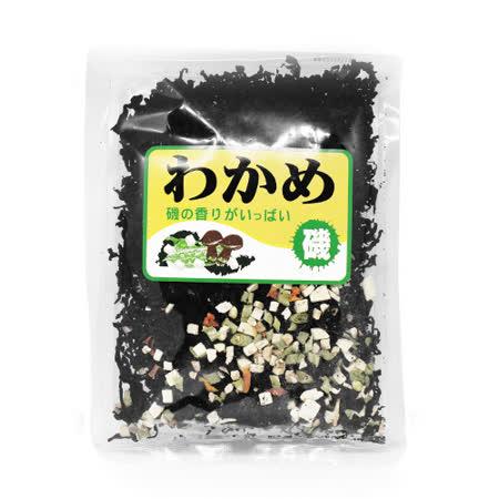 【日華】海帶芽-蘑菇 95G