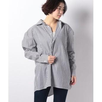 【イーハイフンワールドギャラリー】オ−バ−サイズシャツ