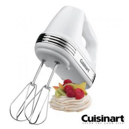 【美膳雅 Cuisinart】專業型手提式攪拌機(HM-70TW)