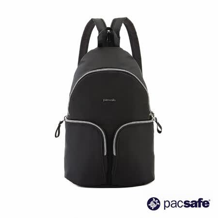 Pacsafe STYLESAFE SLING 防盜後背包 (6L) 黑色