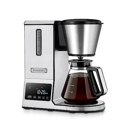 【美膳雅 Cuisinart 】完美萃取自動手沖咖啡機 CPO-800TW