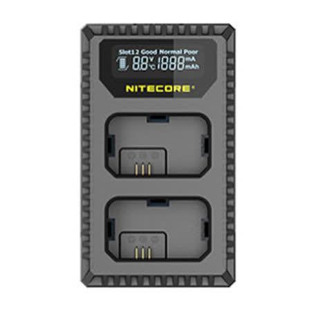 Nitecore USN1 SONY NP-FW50 液晶顯示充電器