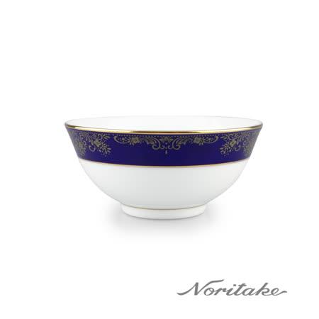 【日本Noritake】藍色樂章飯碗 12 cm