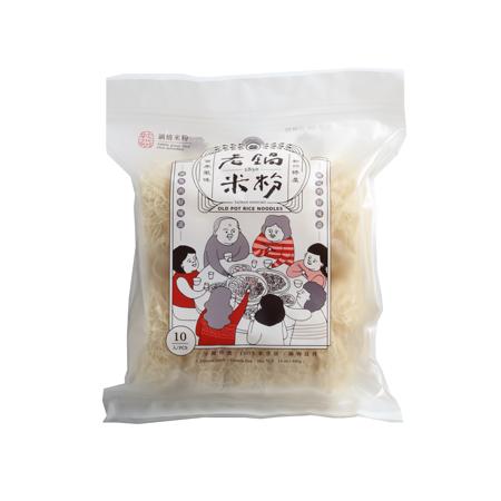 【老鍋】鍋燒米粉10入家庭包40G*10