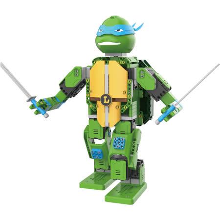 UBTECH Jimu積木機器人 忍者龜系列-李奧納多