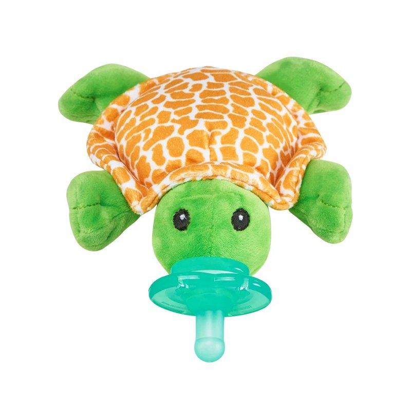 nookums 美國 寶寶可愛造型安撫奶嘴 小漫龜