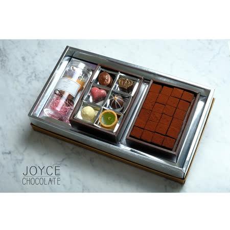 JOYCE巧克力工房-浪漫花禮盒【浪漫乾燥花】