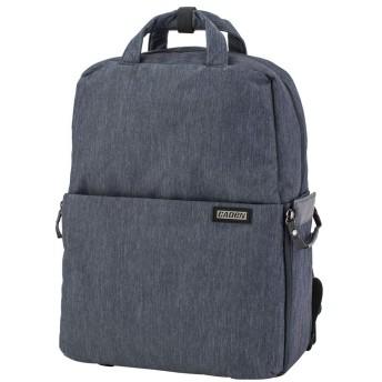 [ カデン ] Caden カメラバッグ 一眼レフ リュック 撥水 防水 バックパック L5-1 ブラック camera bag Black 大容量 シンプル メンズ レディース