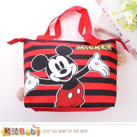 魔法Baby 手提袋 迪士尼米奇授權正版萬用袋 f0357