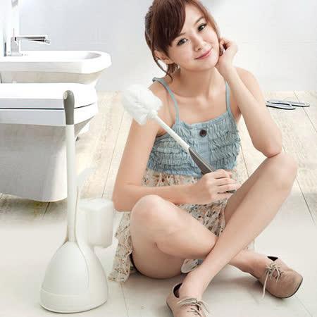 SoEasy 2合1時尚浴廁清潔收納組
