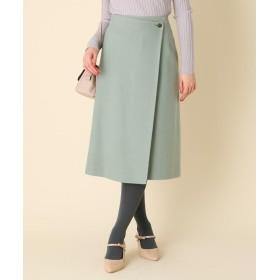 Couture Brooch(クチュールブローチ) 【WEB限定プライス】ライトメルトンラップ風スカート