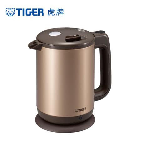 TIGER虎牌 1.0L 時尚造型電器快煮壺(PCD-A10R)