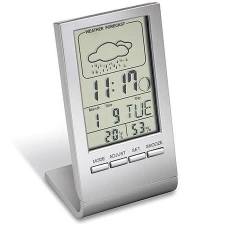 《REFLECTS》桌面型氣象預報鬧時鐘