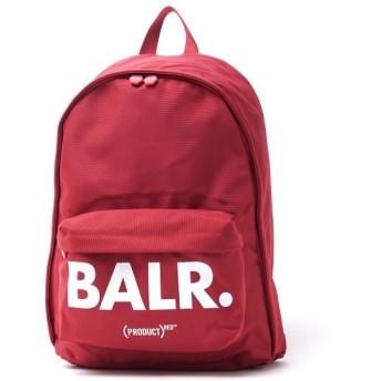 ボーラ— BALR. バックパック (BALR.)RED BACKPACK リュックサック レッド メンズ u-series-backpack-red