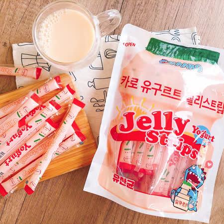 【KAARO】乳酸風味果凍條12包(含運)