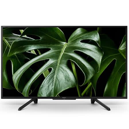 (含運無安裝)【SONY索尼】43吋聯網電視 KDL-43W660G