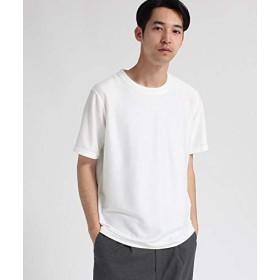 (ティーケー タケオキクチ) tk.TAKEO KIKUCHI ライトツイル半袖プルオーバー 17036336 01(S) ホワイト(001)