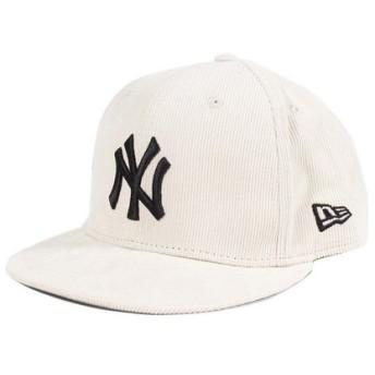 ニューエラ(NEW ERA) 59FIFTY カラーコーデュロイ MLB ニューヨークヤンキース 11475018 (Men's)