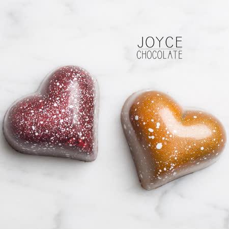 【經典愛心造型巧克力】 【小而巧的浪漫組合】 【嚴選頂級調溫巧克力】